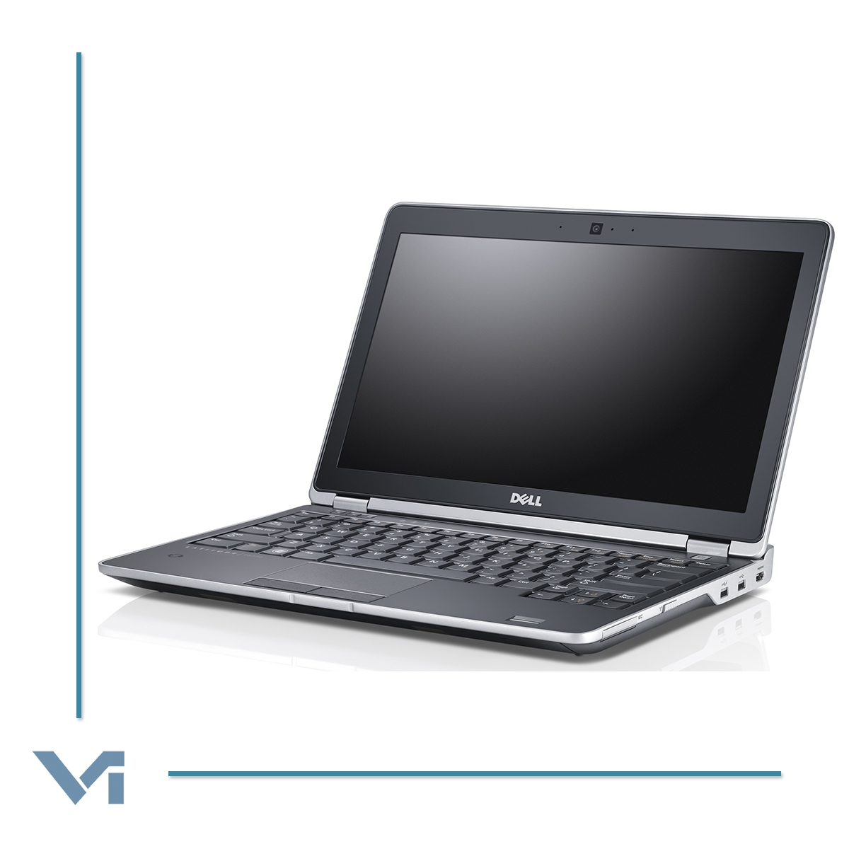 "Notebook DELL LATITUDE E6430 - Intel Core i5-3340M 4GB 128GB SSD 14.0"" HD+ DVD/RW Windows 7 Professional -NOCOLOR- Ricondizionato"