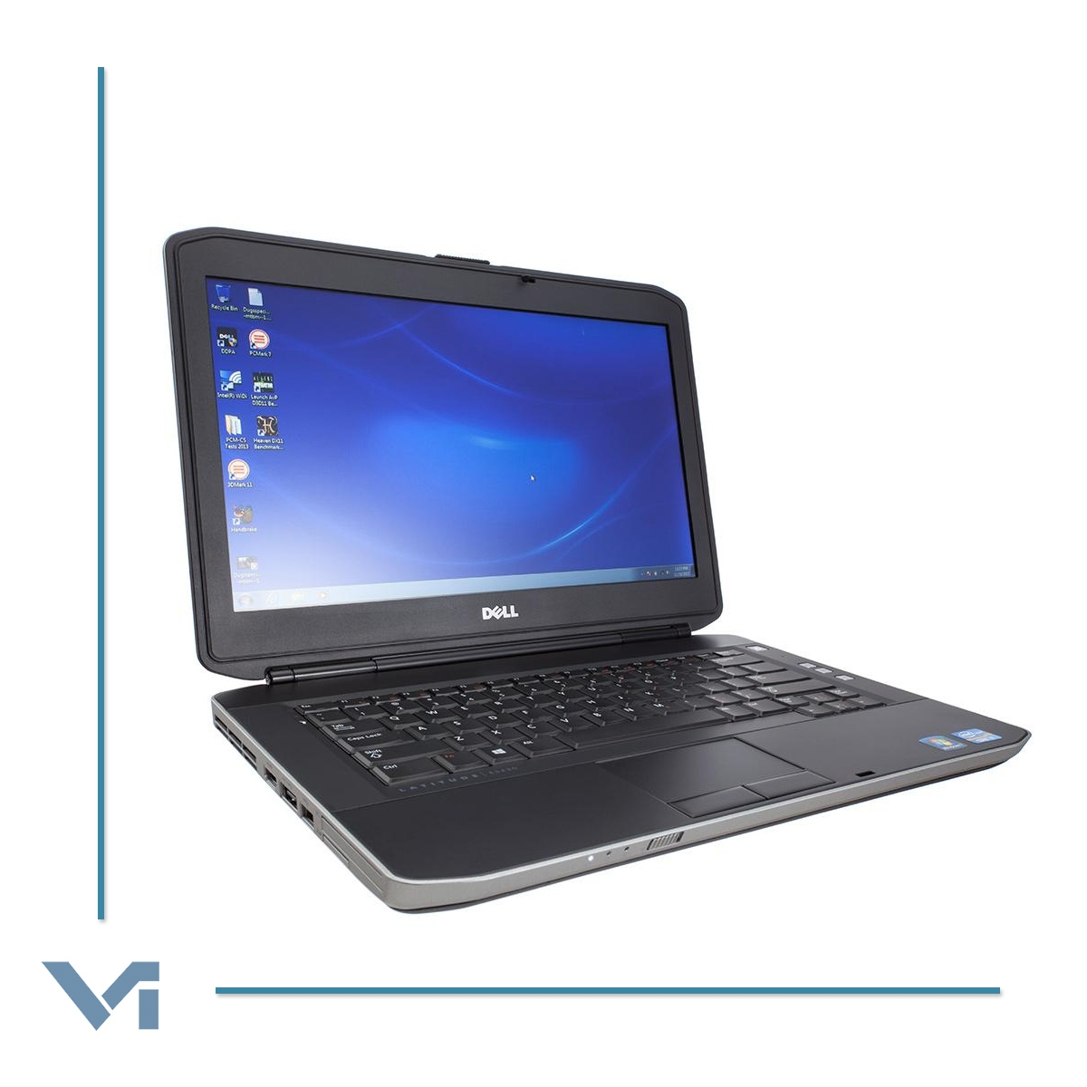 "Notebook DELL LATITUDE E5430 - Intel Core i5-3340M 4GB 320GB 14.0"" DVD/RW Windows 7 Professional -NOCOLOR- Ricondizionato"